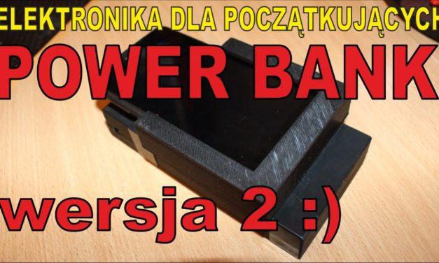 DIY PowerBANK – Mój power bank – ELEKTRONIKA DLA POCZĄTKUJĄCYCH