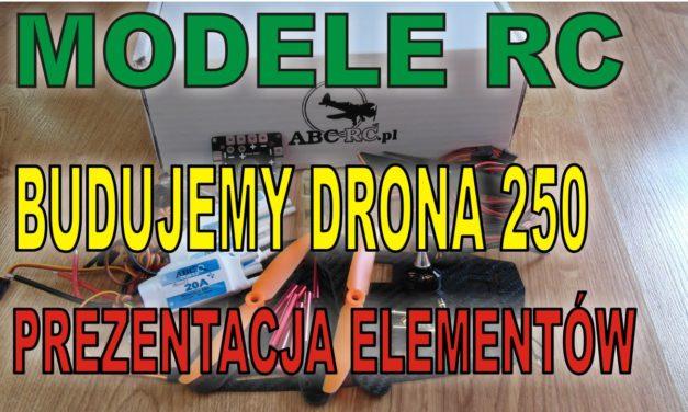DIY Zrób to sam? Tani quadrocopter FPV – Prezentacja elementów – MODELE RC