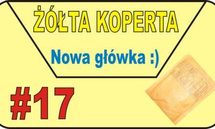 """eBAY – Nowa główna … i """"różki"""" – ŻÓŁTA KOPERTA – #17"""