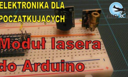Elektronika … –  Moduł lasera do Arduino – prezentacja podłączenia – ABC-RC.PL