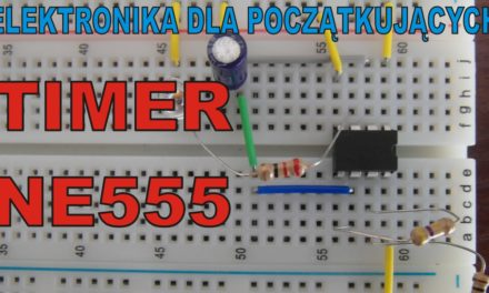 Elektronika … – Timer NE555 – jak działa i prosty przykład – Elektronika dla Początkujących