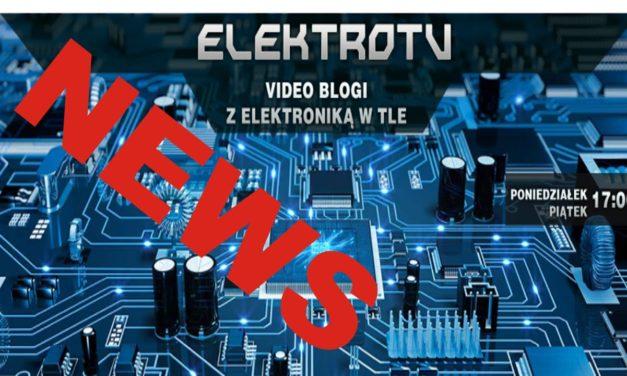 ElektroTV NEWS – Po urlopie …