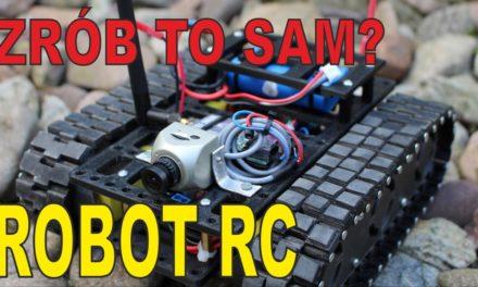 Jak zrobić robota RC – ZRÓB TO SAM – #część 1