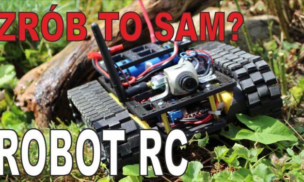 Jak zrobić robota RC – ZRÓB TO SAM – #część 2