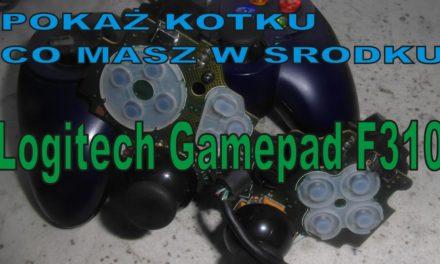 POKAŻ KOTKU … – Logitech Gamepad F310