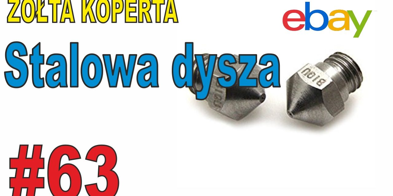 Stalowa dysza :) – ŻÓŁTA KOPERTA – #63