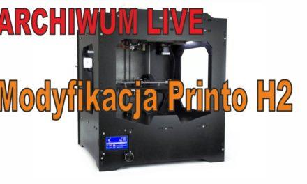 ARCHIWUM – 04.06.2017r. – Modernizujemy drukarkę 3D