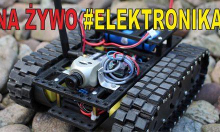 ARCHIWUM – 16.07.2017r. – (LOSOWANIE) Projektuje robota – Gastly v2 – Druk 3D