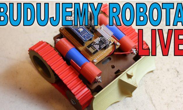 ARCHIWUM – 31.05.2017r. – Budujemy robota – programowanie później ploter
