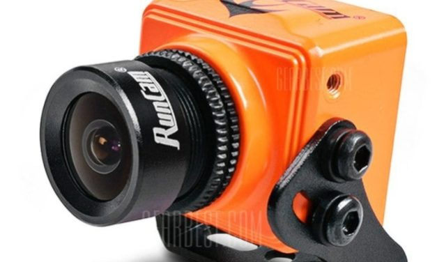 Runcam Swift Mini 130 z OSD