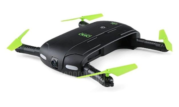 Quadrocopter DHD D5