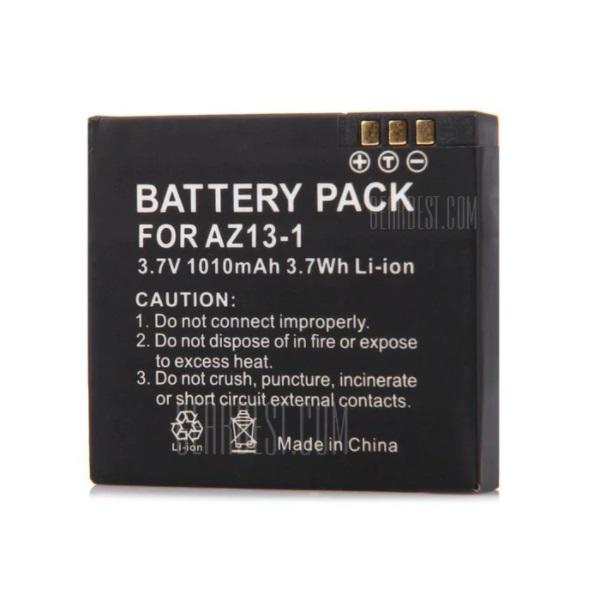Bateria do XiaoMi Yi 1010mAh Li