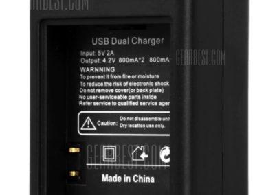 Ładowarka do baterii XiaoMi Yi