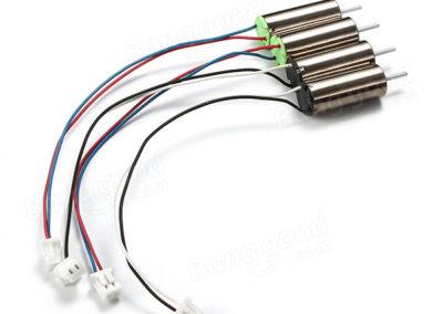 Mocniejsze silniki do E010 – 4 szt.
