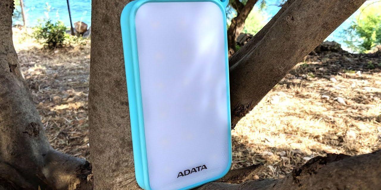 ADATA D8000L – Świecący powerbank