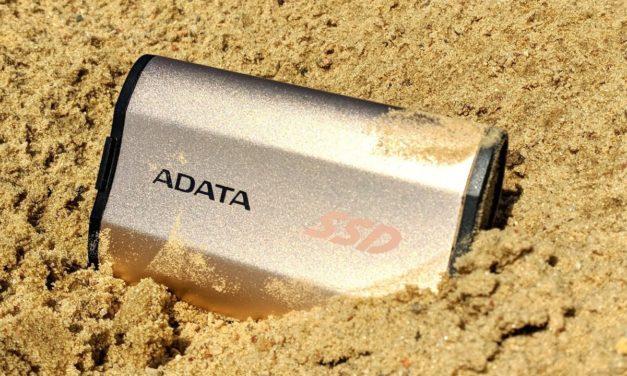 ADATA SE730H – Przenośny dysk SSD – Odporny na wodę, pył i wstrząsy