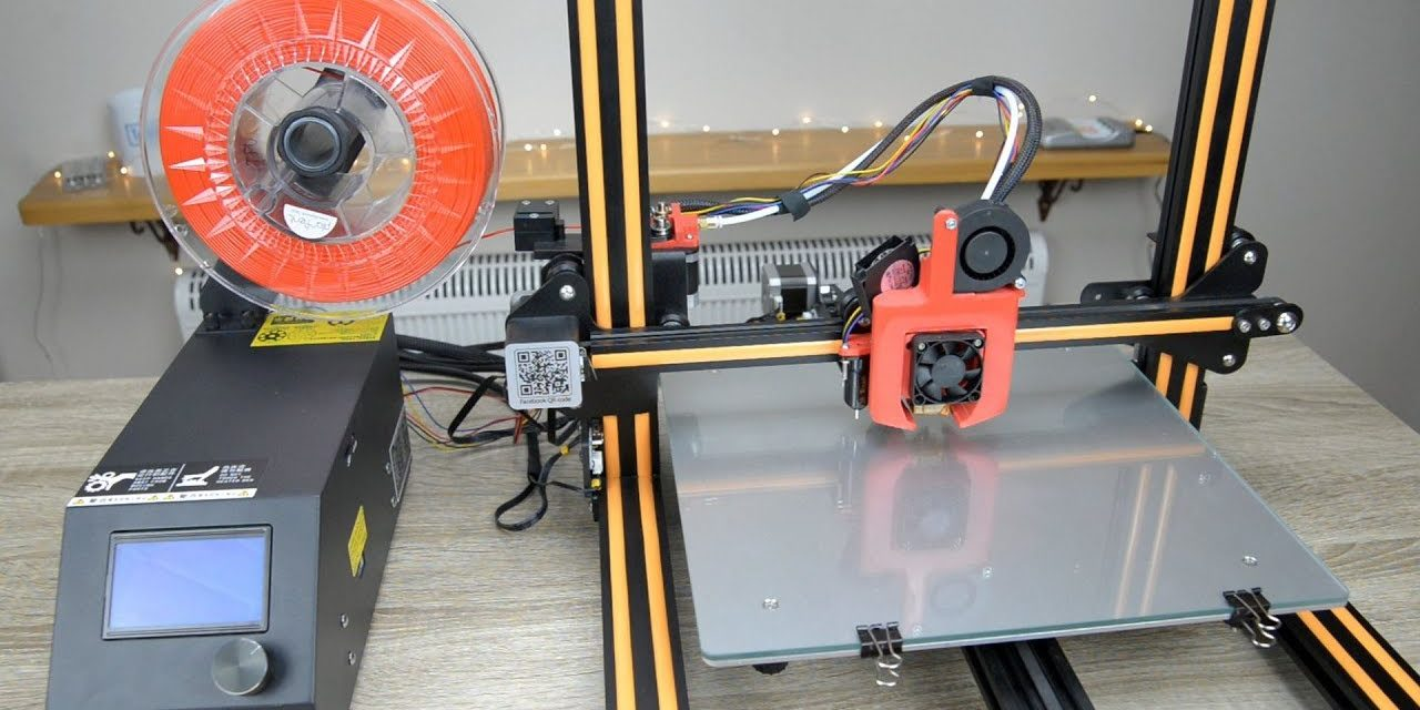 Creality CR-10S – Drukarka 3D z dużym polem roboczym
