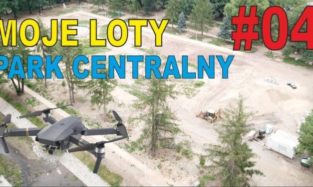 DJI Mavic PRO – Świdnica Park Centralny – MOJE LOTY #4