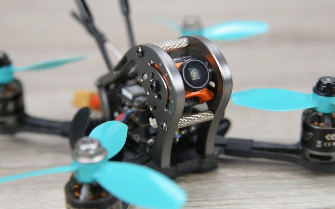 GEPRC GEP-MX3 Sparrow – Mały, szybki dron wyścigowy