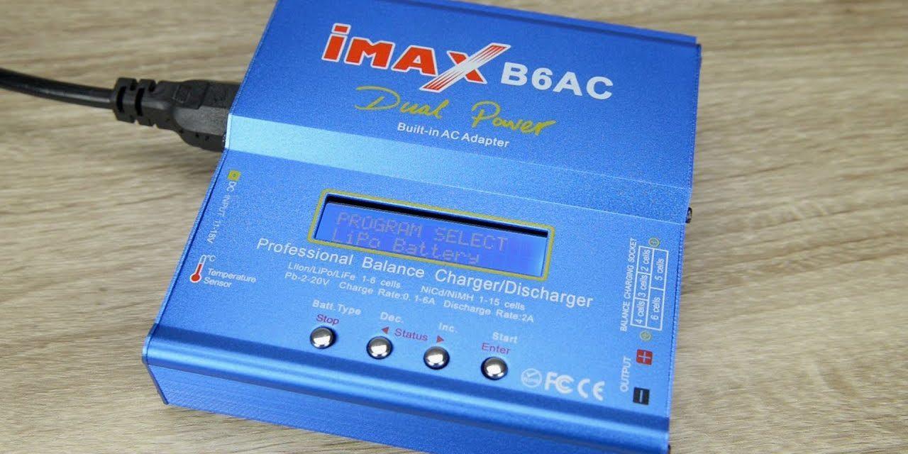 IMax B6 AC – Uniwersalna ładowarka z balanserem (Nieoryginalna)