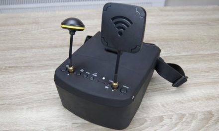 LS-800D – Tanie google FPV