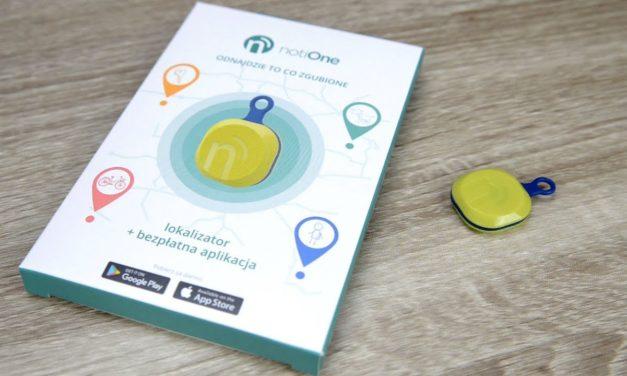 notiOne – Test lokalizatora Bluetooth