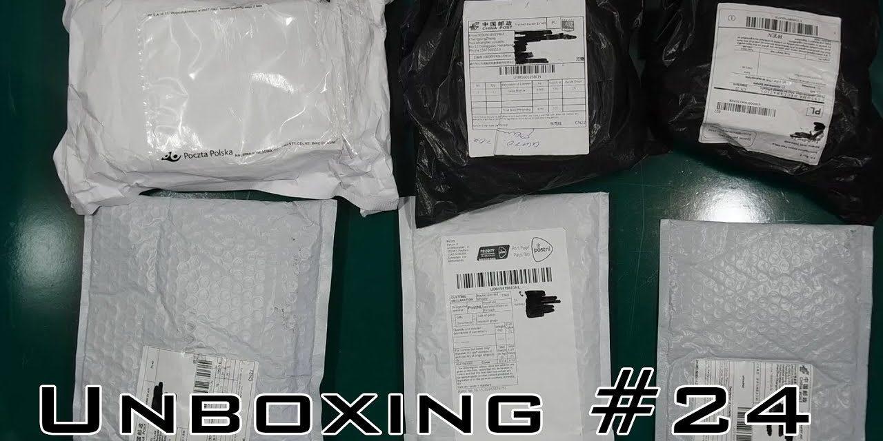 Radzowy unboxing #24