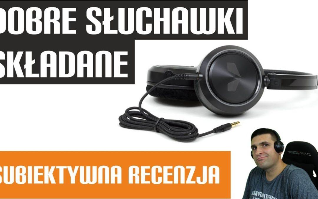 Dobre słuchawki składane – ENCORE ROCKMASTER – AudioMagic.pl