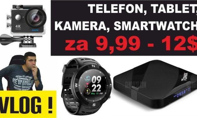 Mogłem kupić za 9.99$ telefon, tablet, kamerę, smartwatcha – Jak kupić TANIO?