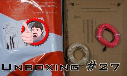 Radzowy unboxing #27