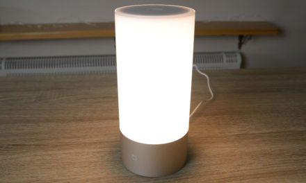 Xiaomi Mijia Bedside Lamp – Inteligentna lampka nocna RGB