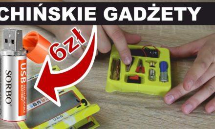 CHIŃSKIE GADÅ»ETY ZA 6 ZÅ� – Bateria USB WTF?