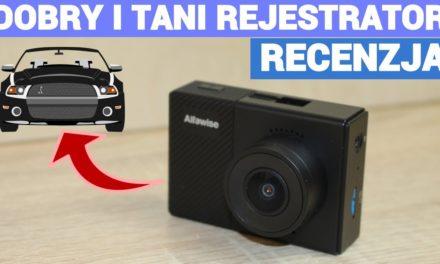 Dobry i tani rejestrator/kamera samochodowa – Alfawise G70