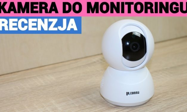 Klon Xiaomi? Kamera IP do monitoringu – GoComma – RECENZJA