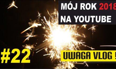 Mój rok na youtube – UWAGA VLOG #22
