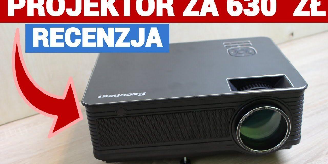 Projektor multimedialny za 630 zł – KINO DOMOWE – RECENZJA