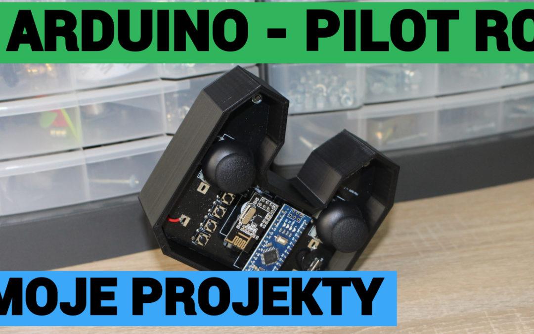 Arduino pilot RC – v3