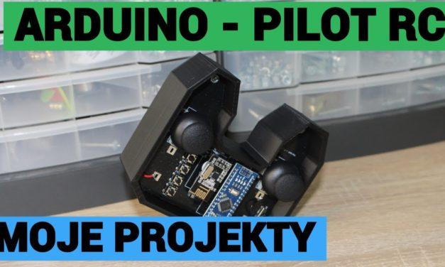 DIY – Arduino pilot RC – ZRÓB TO SAM – PCB od PCBWAY