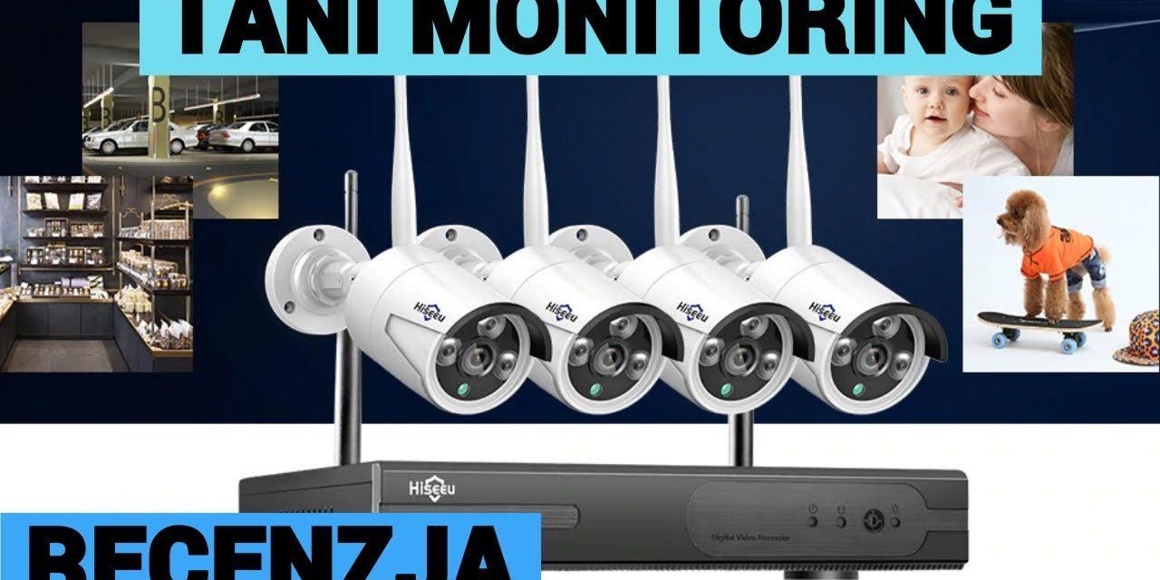 Hiseeu – Tani monitoring do domu/mieszkania/firmy – bezprzewodowy system CCTV