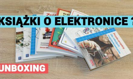 Książki o elektronice dla małych i dużych