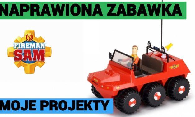 Strażak SAM – zabawki z bajki NAPRAWA – [ JLCPCB.COM $2 for 5 PCBs ]