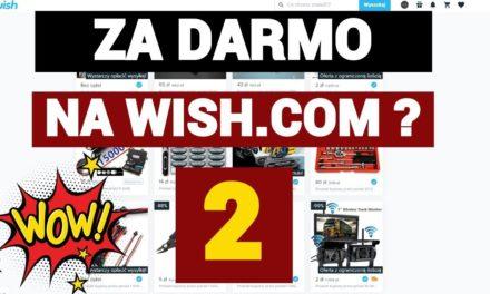 #2 Produkty na wish.com ?