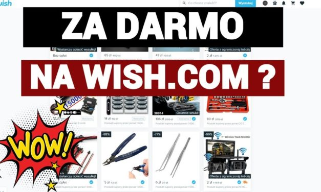 Produkty na wish.com ?
